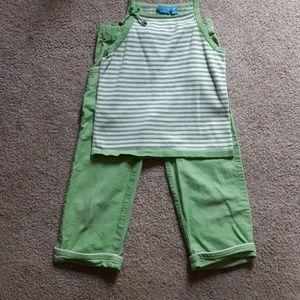 Children's Place Pant & Tank Set Size 7/8